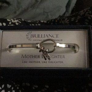 Mother Daughter Like Mother Like Daughter Bracelet